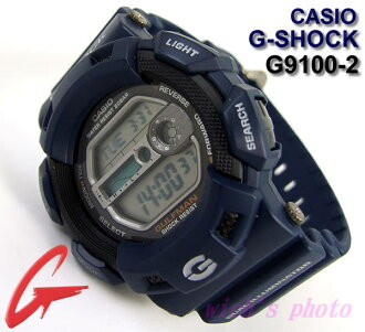 CASIO G-SHOCK/GULFMAN 시계 (G9100-2)
