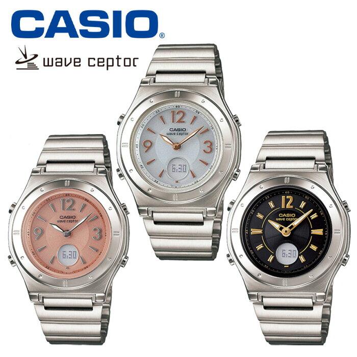 ae740459bf 【送料無料】カシオ腕時計レディース電波ソーラーソーラー電波時計ソーラー電波腕時計電波
