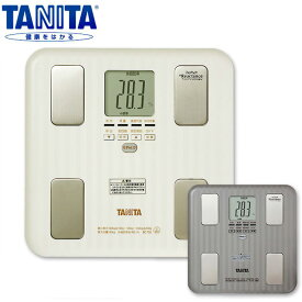 体組成計 タニタ 体組成計 インナースキャン BC-755 TANITA 体脂肪計付き アイボリー グレー 健康管理 体重 体脂肪率 内臓脂肪 推定骨量 子供 体内年齢 ペット 体重 健康チェック 乗るピタ機能 自動測定 暮らしの幸便