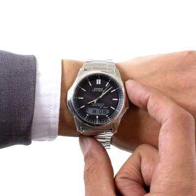 【送料無料&ポイント5倍】ソーラー電波時計マルチバンド6腕時計カシオCASIO電波ソーラー電波腕時計ブランド電波時計【国内正規品】メンズソーラー腕時計腕時計プレゼントギフトうでどけい電波ソーラー防水電波ソーラー腕時計【69042】敬老の日ギフト