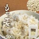 ポイント消化 メール便送料無料 もち麦 500g 全国産直米お奨め もちむぎ もち麦ごはん 麦ご飯 大麦 水溶性食物繊維β-…