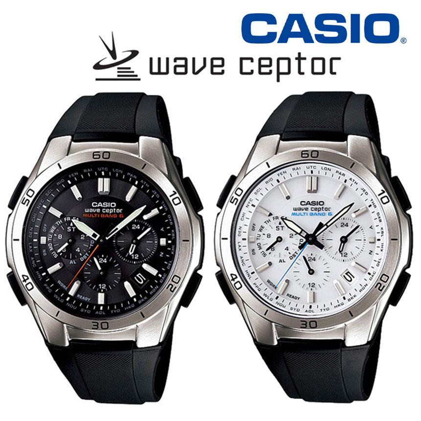 【送料無料&ポイント5倍】 電波時計 マルチバンド6 腕時計 カシオ 電波 ソーラー 電波腕時計 カシオ ソーラー電波時計 【国内正規品】 メンズ ソーラー腕時計 【楽ギフ_包装】 05P03Dec16