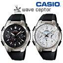 【送料無料】カシオ ソーラー電波時計 メンズ 日付 マルチバンド6 腕時計 白 ソーラー 電波 10気圧防水 腕時計 電波腕…