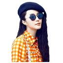 ベレー ベレー帽 女性 レディース 春夏 コットン 綿 ブラック 黒 ピンク ユニセックス サイズ