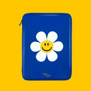 Embo Hard Laptop Case - Smiles We Love ノートパソコン ケース ポーチ PCケース パソコンケース サイズ 13インチ 可愛い かわいい おすすめ 韓国 人気