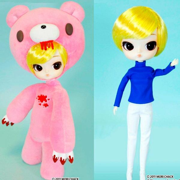 送料無料 ダル GLOOMY(グル〜ミ〜) プーリップ テヤン ドール 着せ替え人形
