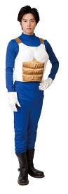 戦闘ロボマン ドラゴンボール コスプレ なりきりキャラ 衣装 ユニセックス パーティー ベジータ 変装 男女兼用 コスチューム 仮装