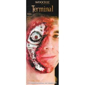 米国シネマシークレット社製 あなたもターミネーターに…特殊メイクキット WO185|WOOCHIE Terminal