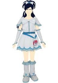 送料無料 キュアホワイト コスチュームセット レディースL 衣装 仮装 アニメ パーティーグッズ ふたりはプリキュア コスプレ