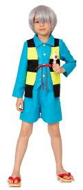 ゲゲゲの鬼太郎公式 鬼太郎 キッズ 120 仮装 コスプレ コスチューム 男の子 女の子 衣装
