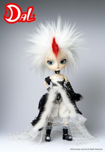 ダル エッヂ(Edge) プーリップ テヤン ドール 着せ替え人形