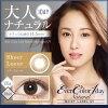 [컬러 렌즈] EverColor OneDayNatural MOIST LABEL UV Sheer Lueur (사용 기간:1일 / 내용량:20 장 * 24 박스)