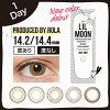 [컬러 렌즈]LILMOON 1DAY SKIN GREGE(사용 기간:1일 / 내용량:10 장 * 24 박스)