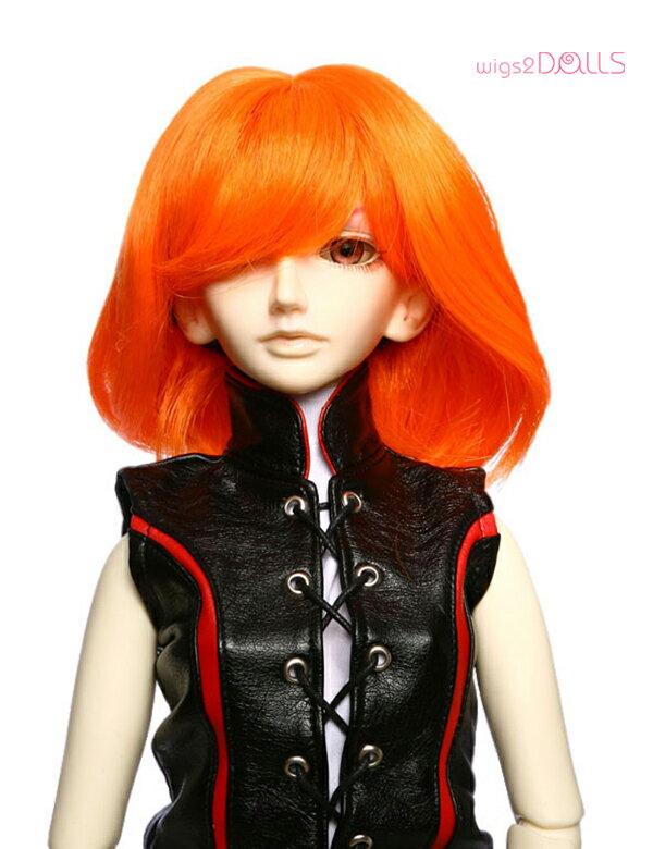 【Wigs2dolls】人形・ドールウィッグ/W-605/ミディアム/SD60/Super Dollfie/スーパードルフィー/オリジナル/人気商品/撮影にも/BJD/おもちゃ/コスチューム【楽天BOX受取対象商品】