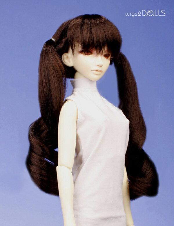 【Wigs2dolls】人形・ドールウィッグ/W-633/ミディアム/SD60/Super Dollfie/スーパードルフィー/オリジナル/人気商品/撮影にも/BJD/おもちゃ/コスチューム【楽天BOX受取対象商品】