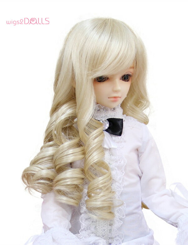 【Wigs2dolls】人形・ドールウィッグ/W-644/ミディアム/SD60/Super Dollfie/スーパードルフィー/オリジナル/人気商品/撮影にも/BJD/おもちゃ/コスチューム【楽天BOX受取対象商品】