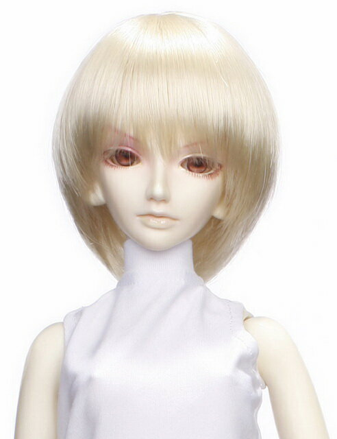 【Wigs2dolls】人形・ドールウィッグ/W-650/ショート/SD60/Super Dollfie/スーパードルフィー/オリジナル/人気商品/撮影にも/BJD/おもちゃ/コスチューム【楽天BOX受取対象商品】
