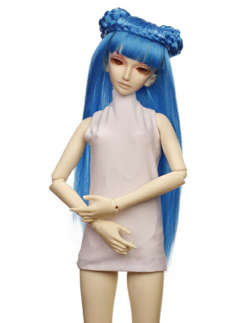 【Wigs2dolls】人形・ドールウィッグ/W-657/ロング/SD60/Super Dollfie/スーパードルフィー/オリジナル/人気商品/撮影にも/BJD/おもちゃ/コスチューム【楽天BOX受取対象商品】