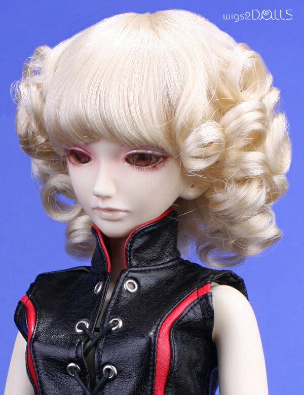 【Wigs2dolls】人形・ドールウィッグ/W-691/ショート/SD60/Super Dollfie/スーパードルフィー/オリジナル/人気商品/撮影にも/BJD/おもちゃ/コスチューム【楽天BOX受取対象商品】