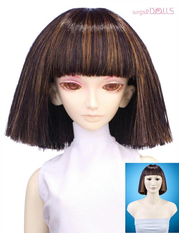 【Wigs2dolls】人形・ドールウィッグ/W-703/ショート/SD60/Super Dollfie/スーパードルフィー/オリジナル/人気商品/撮影にも/BJD/おもちゃ/コスチューム【楽天BOX受取対象商品】