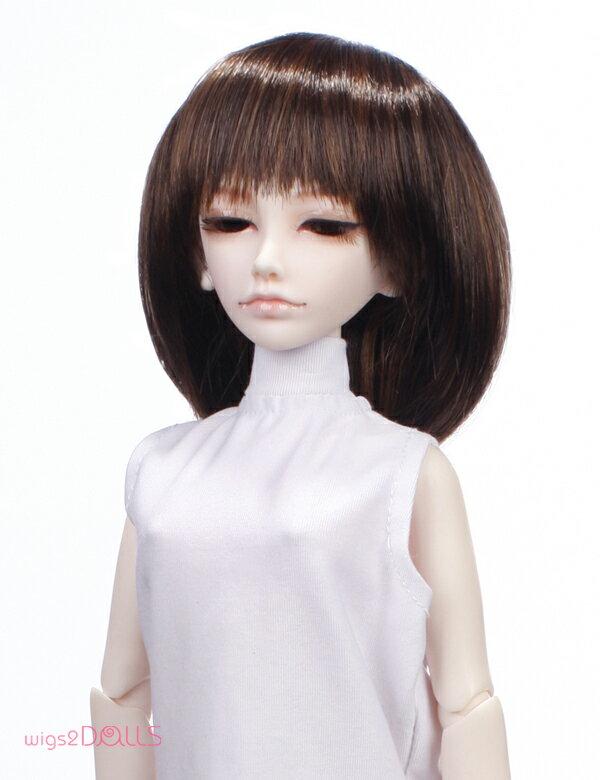 【Wigs2dolls】人形・ドールウィッグ/WD-4016/ミディアム/SD40/Super Dollfie/スーパードルフィー/オリジナル/人気商品/撮影にも/BJD/おもちゃ【楽天BOX受取対象商品】