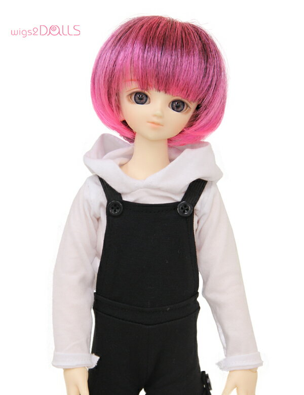 【Wigs2dolls】人形・ドールウィッグ/WD40-002/ショート/SD40/Super Dollfie/スーパードルフィー/オリジナル/人気商品/撮影にも/BJD/おもちゃ【楽天BOX受取対象商品】