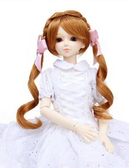 【Wigs2dolls】人形・ドールウィッグ/WD60-002/ミディアム/SD60/Super Dollfie/スーパードルフィー/オリジナル/人気商品/撮影にも/BJD/おもちゃ/コスチューム【楽天BOX受取対象商品】