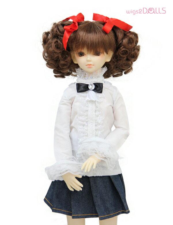 【Wigs2dolls】人形・ドールウィッグ/WD60-016/ショート/SD60/Super Dollfie/スーパードルフィー/オリジナル/人気商品/撮影にも/BJD/おもちゃ/コスチューム【楽天BOX受取対象商品】
