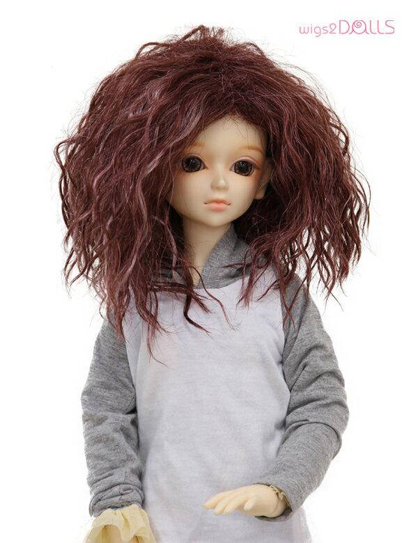 【Wigs2dolls】人形・ドールウィッグ/WD60-018/ミディアム/SD60/Super Dollfie/スーパードルフィー/オリジナル/人気商品/撮影にも/BJD/おもちゃ/コスチューム【楽天BOX受取対象商品】