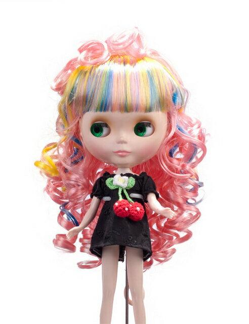 【Wigs2dolls】人形・ドールウィッグ/B-133/限定版スタイル/ミディアム/Blythe/ブライス/オリジナル/人気商品/撮影にも/おもちゃ【楽天BOX受取対象商品】