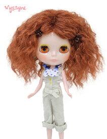 【Wigs2dolls】人形・ドールウィッグ/B-146/ミディアム/Blythe/ブライス/コスチューム /オリジナル/人気商品/撮影にも【楽天BOX受取対象商品】