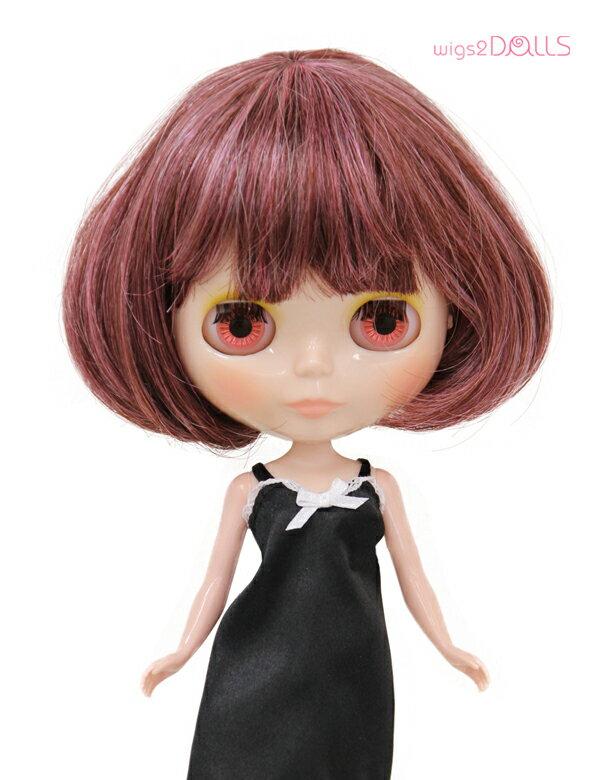 【Wigs2dolls】人形・ドールウィッグ/B-179/ショート/Blythe/ブライス/コスチューム /オリジナル/人気商品/撮影にも【楽天BOX受取対象商品】