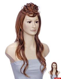 【Wigs2you】ウィッグ./簡単着用/非耐熱/日本製高級ファイバー使用/W-8101/ヘアピース/前髪ウィッグ/最高級/ナチュラル/かつ/ポイントウィッグ【楽天BOX受取対象商品】