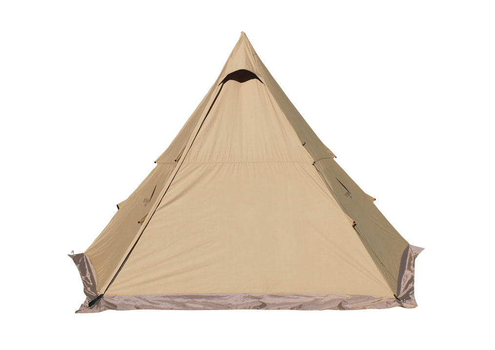 tent-Mark DESIGNS CIRCUS TC SAND【ビスロンファスナー】