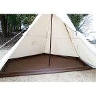 tent-Mark DESIGNS(テンマクデザイン)サーカスグランドシート ハーフ(オプション品)