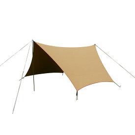 tent-Mark DESIGNS(テンマクデザイン)パンダタープTC【PANDA ヘキサタープ 焚き火 ソロキャンプ】