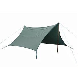テンマクデザイン 焚火タープ TC コネクト ヘキサ【ダックグリーン】(tent-Mark DESIGNS)