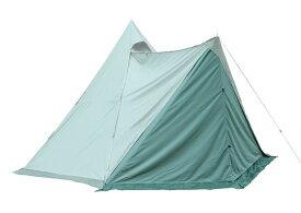 tent-Mark DESIGNS サーカスTC DX専用フロントフラップ【ダックグリーン】(オプション品)