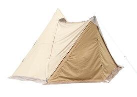 tent-Mark DESIGNS サーカスTC DX専用フロントフラップ【サンドカラー】(オプション品)