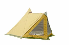 tent-Mark DESIGNS サーカスTC DX専用 窓付きフロントフラップ【ソルムバージョン】(オプション品)