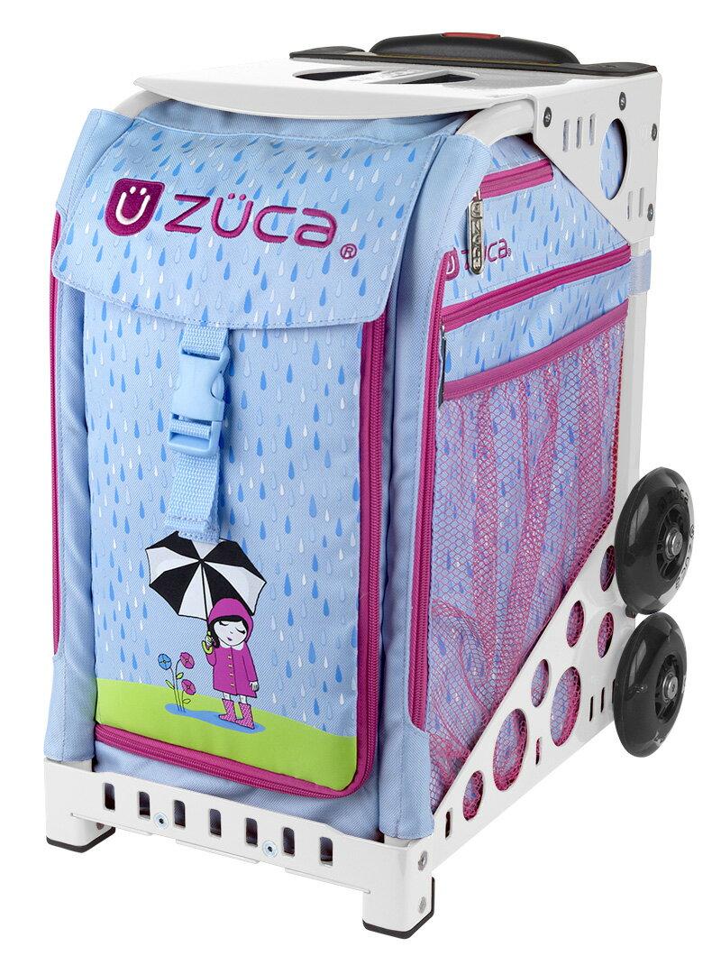 【ZUCA(ズーカ)】Sports Insert Bags April Shower&Frame White