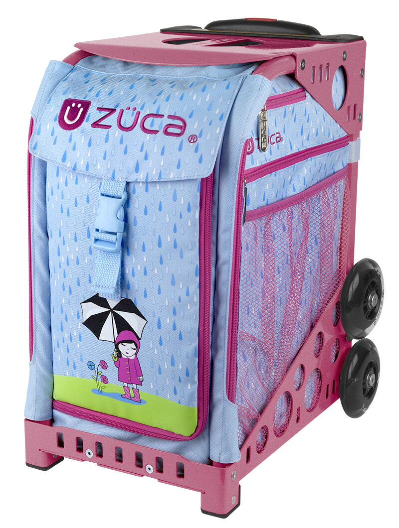 【ZUCA(ズーカ)】Sports Insert Bags April Shower&Frame Pink