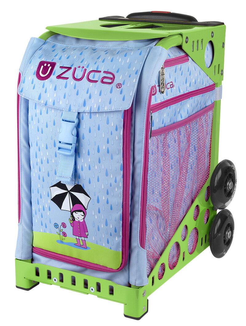 【ZUCA(ズーカ)】Sports Insert Bags April Shower&Frame Green