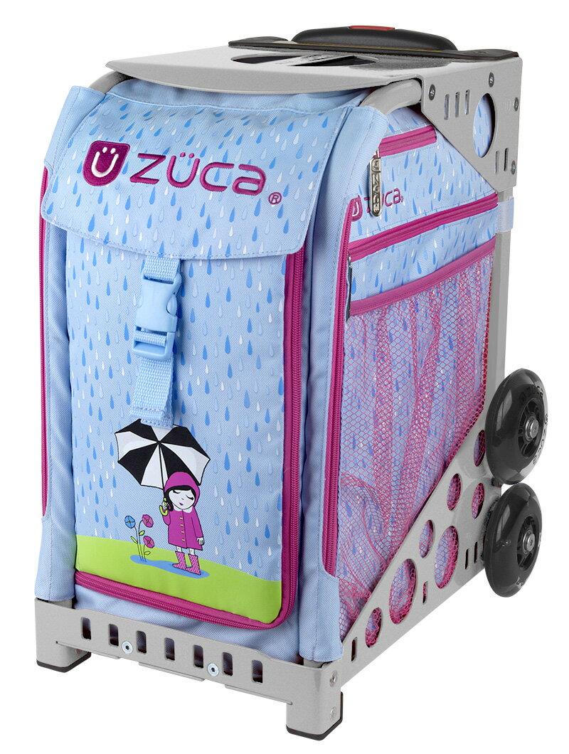 【ZUCA(ズーカ)】Sports Insert Bags April Shower&Frame Gray