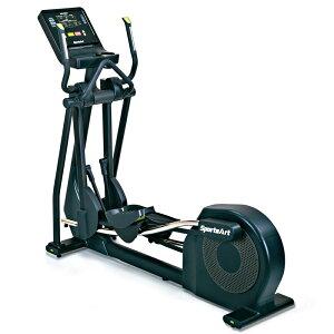 【お買い物マラソン&39ショップ】【SportsArt/スポーツアート】SportsArt E874 エリプティカル[WILD FIT ワイルドフィット]有酸素運動 トレーニング器具