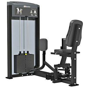 【送料無料】アダクター(295ポンド)《impulse/インパルス》ダンベル・トレーニングマシン・筋トレ・格闘技用品のワイルドフィット