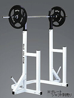 打算在1月下旬發出預訂銷售中的/蹲下枱燈[WILD FIT粗礦合身]練肌肉杠鈴重量訓練機自己的家下半身胸腹肌