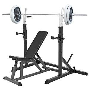 《パッドプレゼント中》トレーニングセットB 白ラバー 105kg[WILD FIT ワイルドフィット] 送料無料 バーベル ダンベル ベンチプレス トレーニング器具 自宅