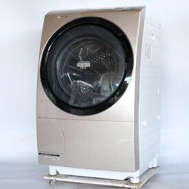No.236 BD-S7400L 12年製 日立 左開き 洗濯9kg/乾燥6kg 送料無料 ドラム式洗濯機 HITACHI
