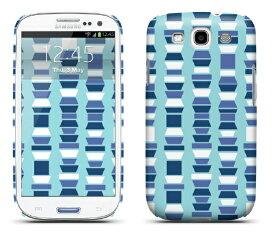 docomo GALAXY S3 SIII SC-06D / ギャラクシー s3 α SC-03E専用 galaxy s3 ケース[LAB.C] +D Case for Galaxy S3 [AN-04]LTE対応、パターン、カラフル(UP)-stv